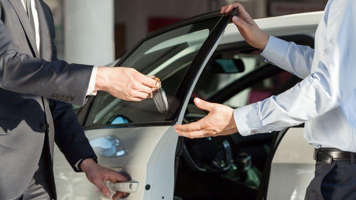 Sigue creciendo la venta de autos 0 km