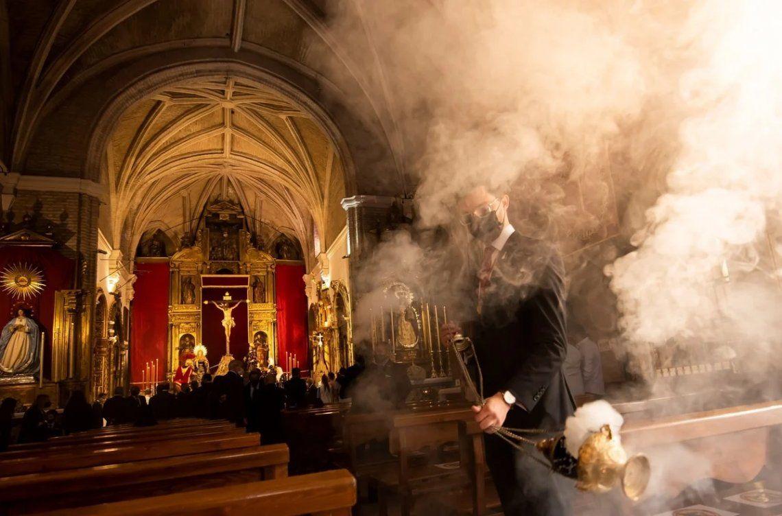 Santísimo Cristo de la Sagrada Lanzada