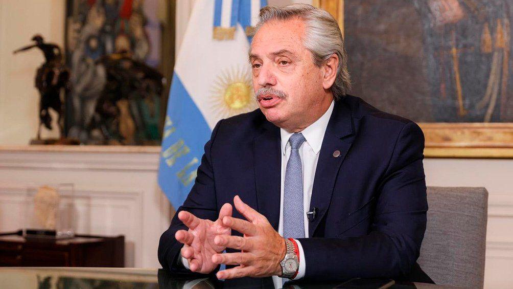 El presidente Alberto Fernández se alineó con la postura de la ONU en torno al conflicto entre Israel y Palestina.