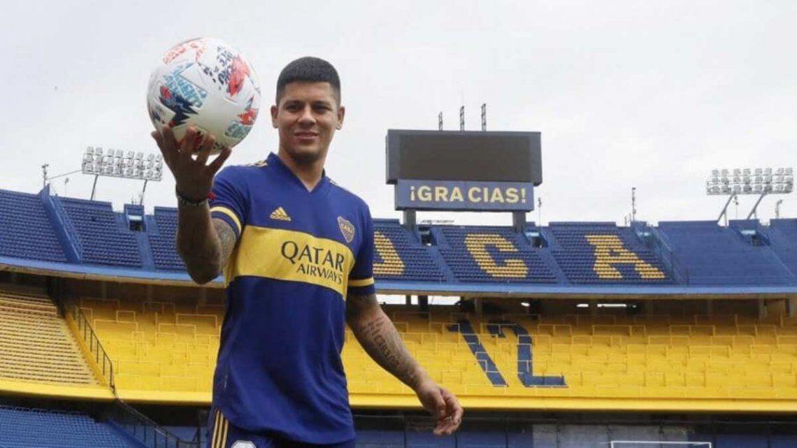 Marcos Rojo volverá a ser titular en Boca Juniors