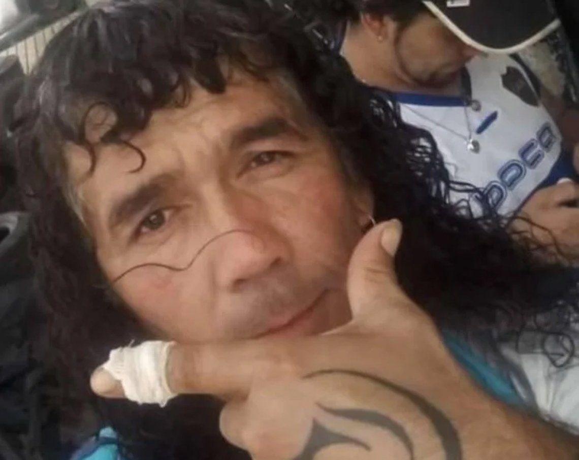 La Matanza: Javier Rancho Guaraschi