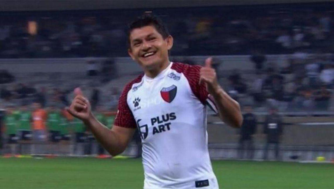 Luis Rodríguez sería titular el domingo ante Argentinos