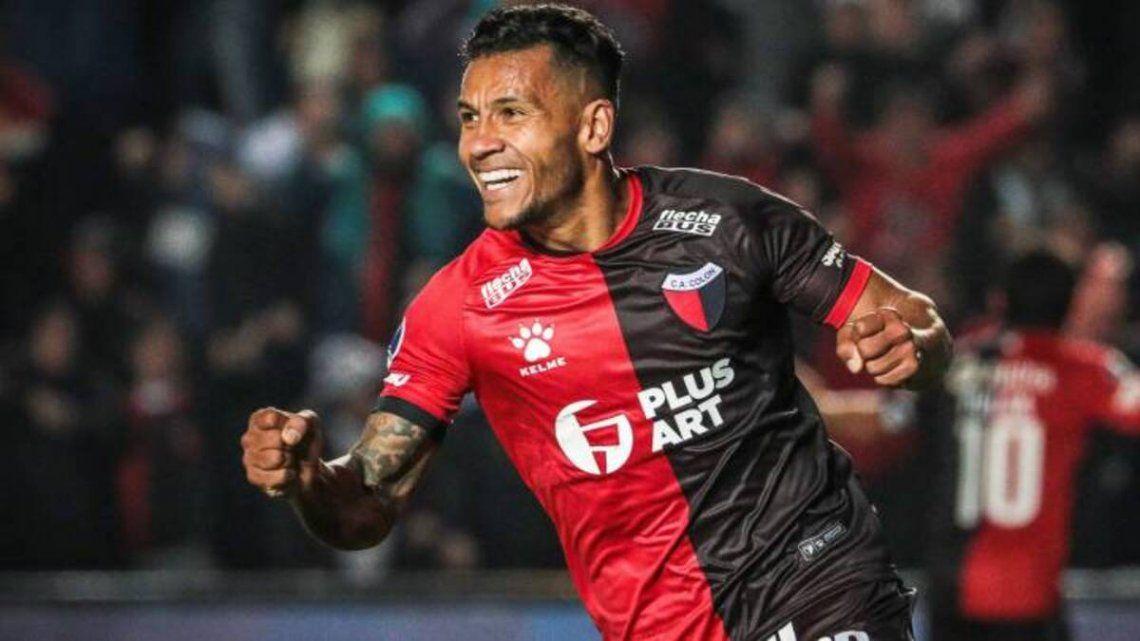 Wilson Morelo se ganó un lugar en el equipo titular de Colón
