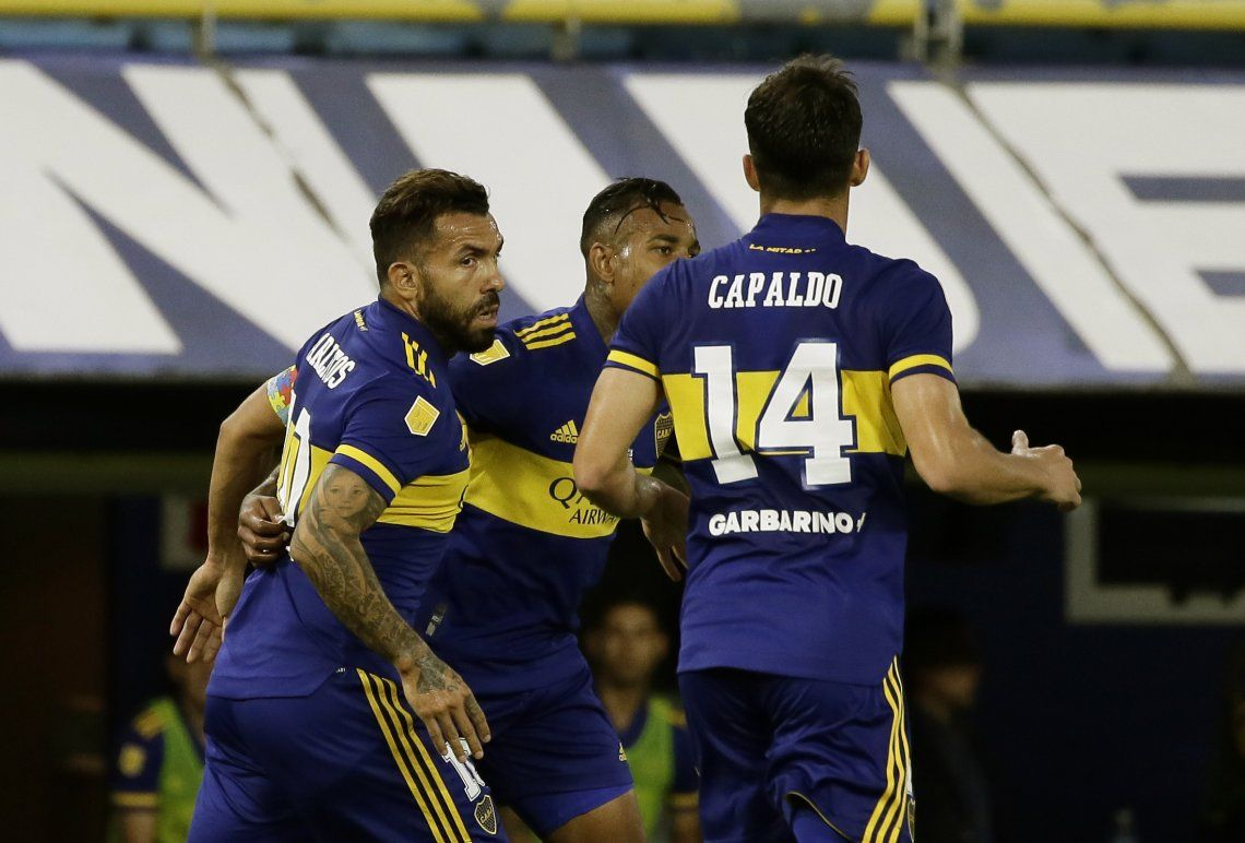 Boca Juniors volvió a la victoria en La Bombonera y sueña