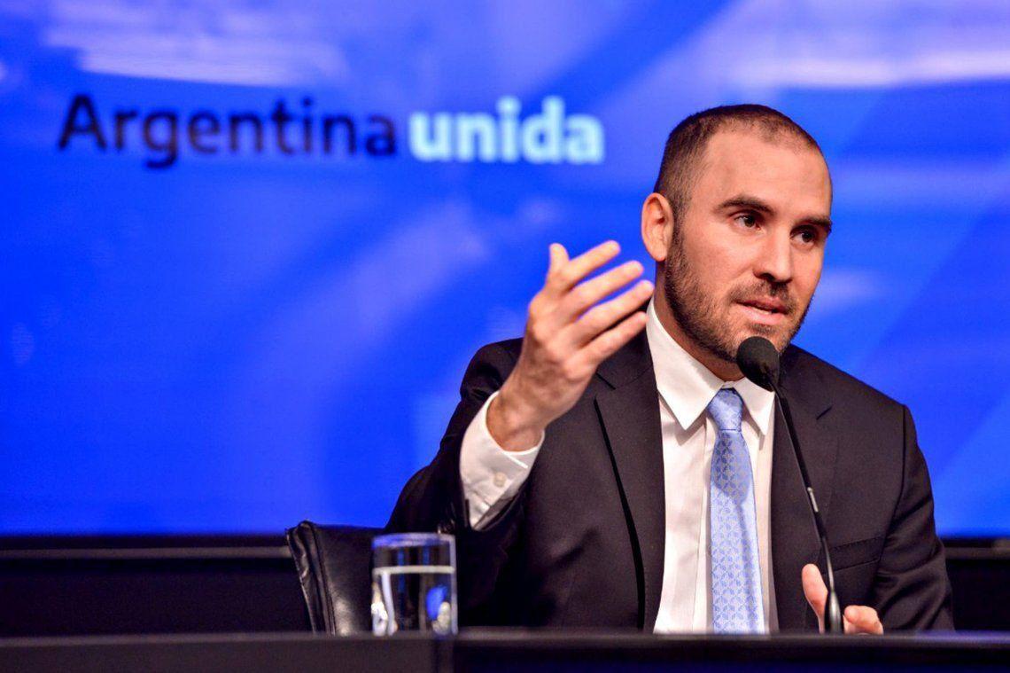 Martín Guzmán aseguró que el nuevo esquema de subsidios es un proceso que se va a ir dando durante el año.