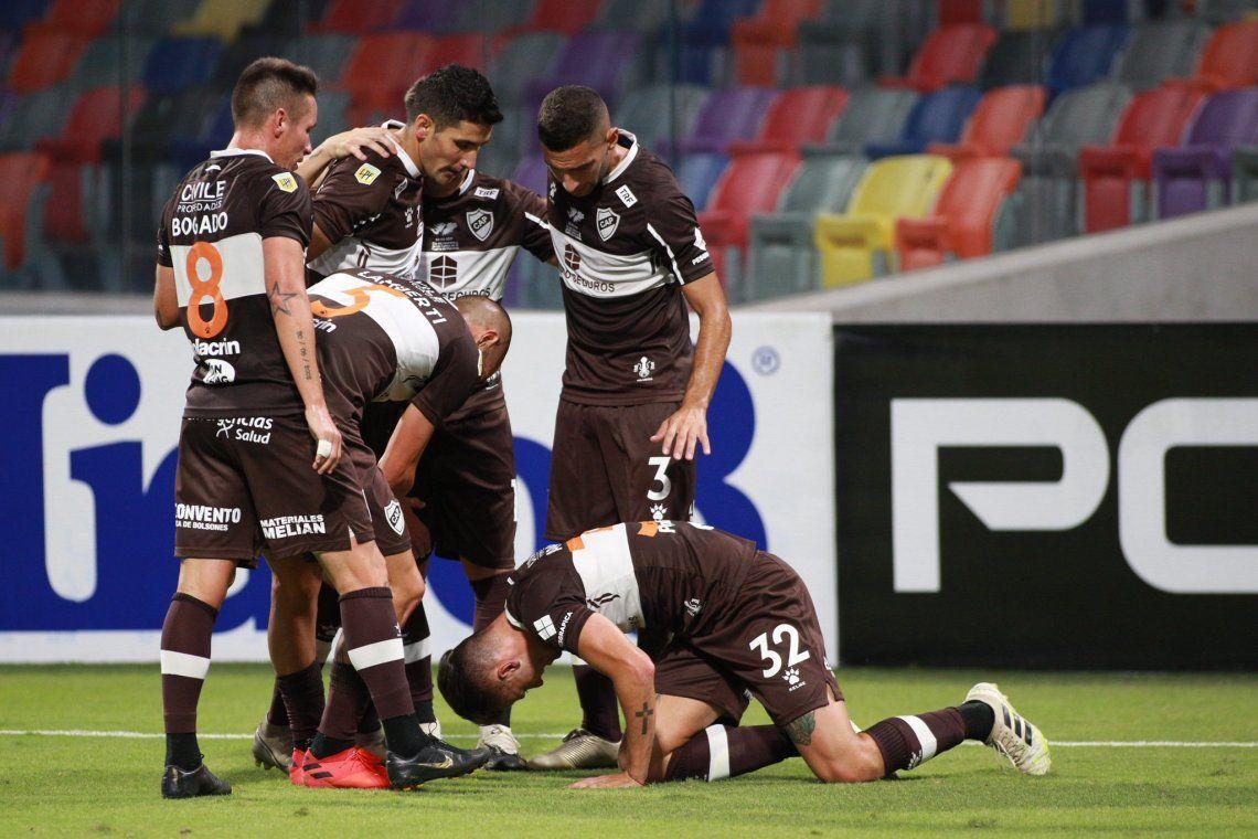 Las mejores fotos de una nueva fecha de la Copa de la Liga Profesional