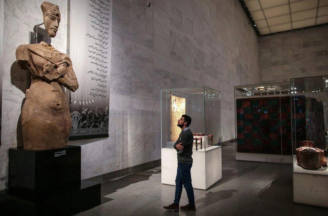 En fotos: gran inauguración del Museo Nacional de la Civilización Egipcia
