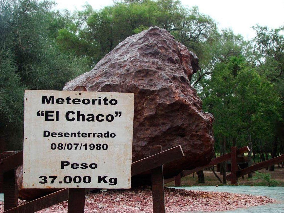 Conocé Campo del Cielo, la zona minada de meteoritos de Chaco y Santiago del Estero