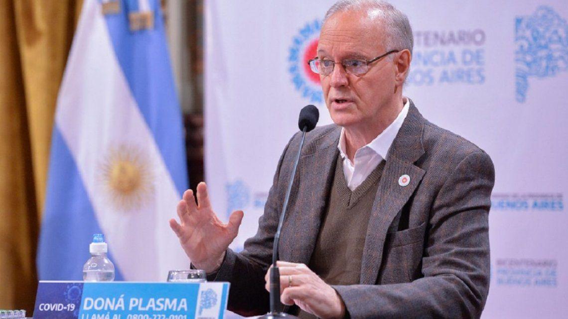 Daniel Gollán te invita a dejar de bolichear para prevenir contagios de coronavirus