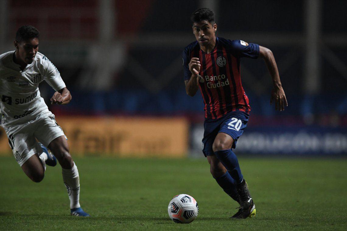Dura derrota de San Lorenzo