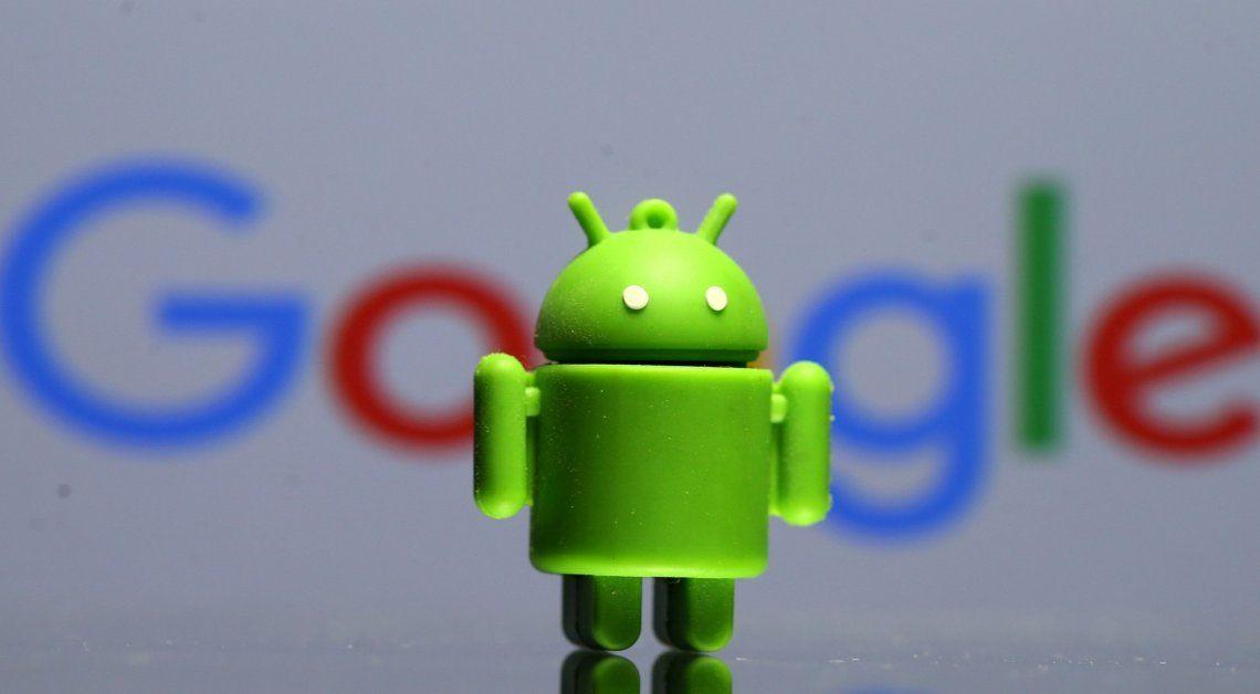 Demandan a Google por monitorizar a usuarios Android sin consentimiento