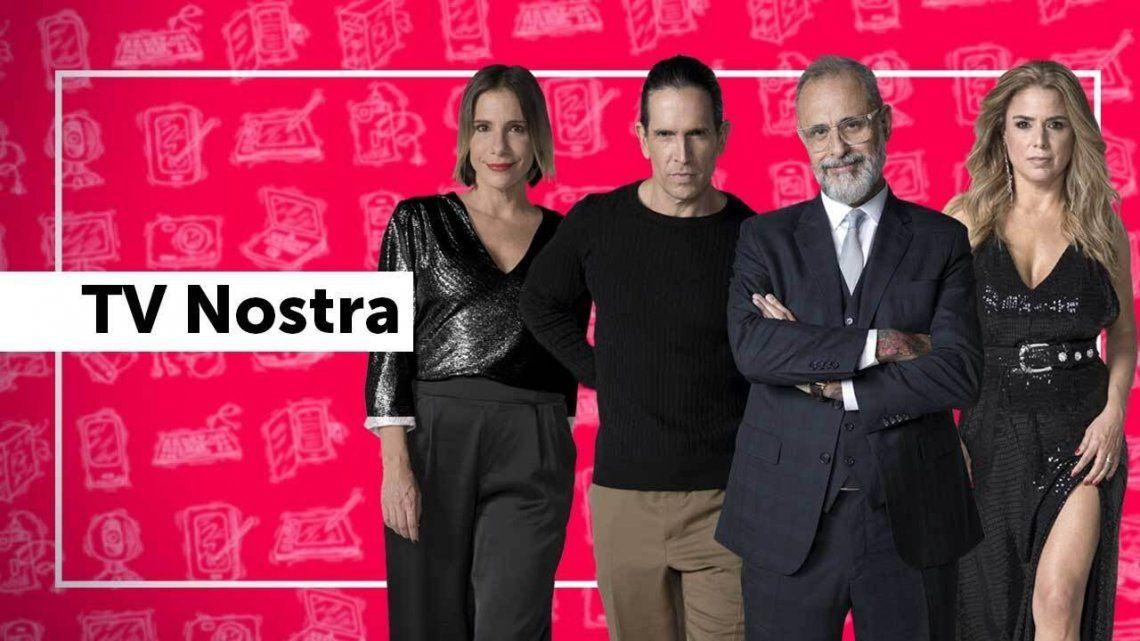 Rating: TV Nostra sufrió una baja en los puntos y perdió.