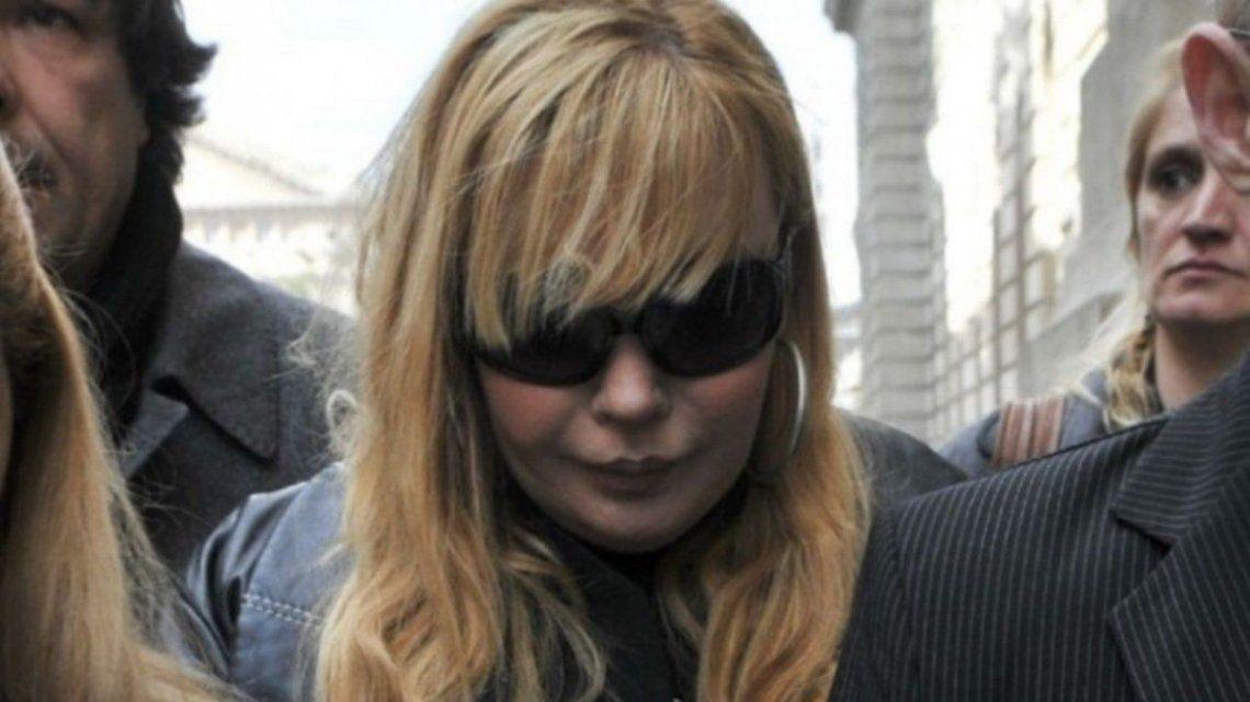 Giselle Rímolo cumple una condena de 9 años de cárcel por homicidio culposo y ejercicio ilegal de la medicina.