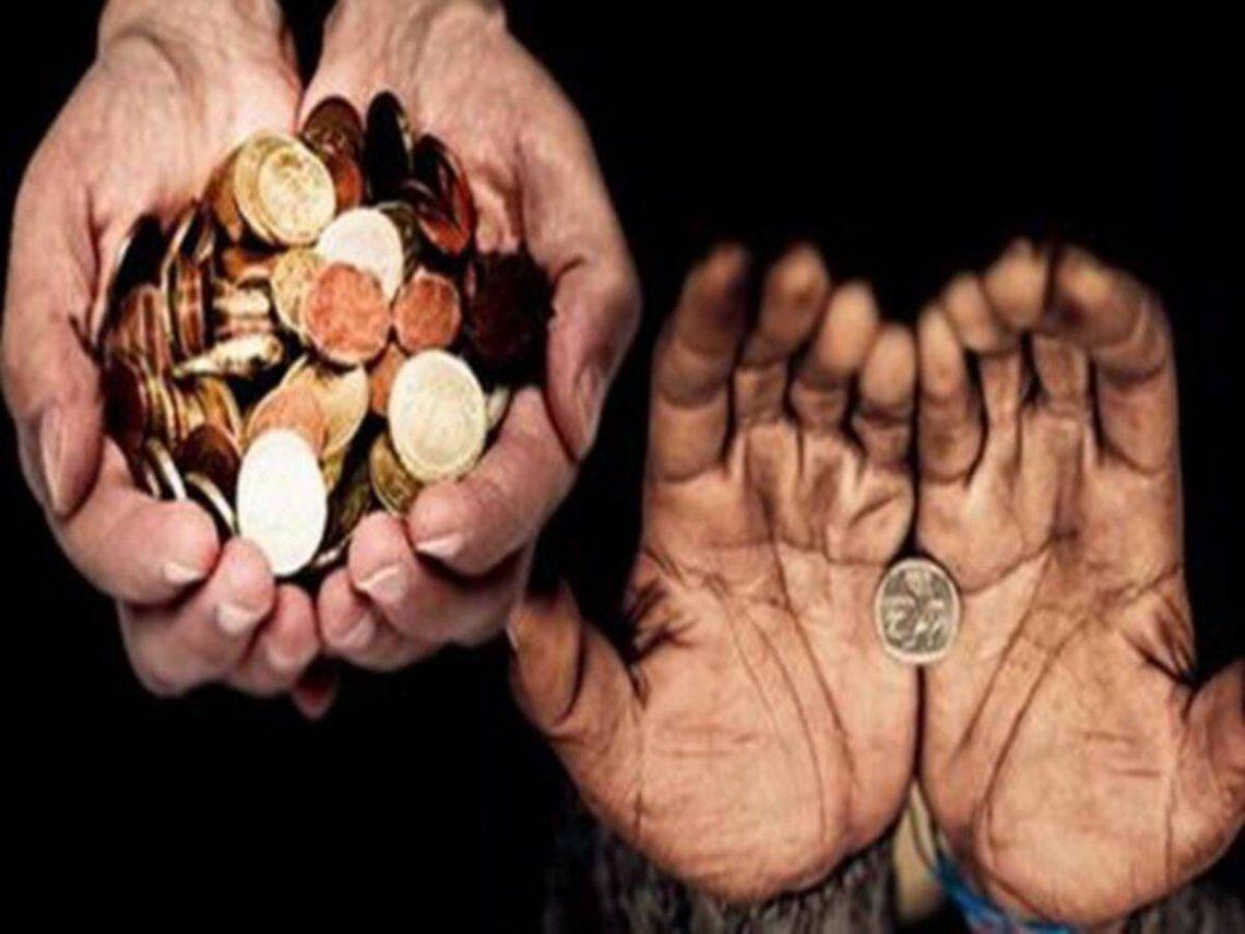 INDEC difundió su informe sobre distribución del ingreso.