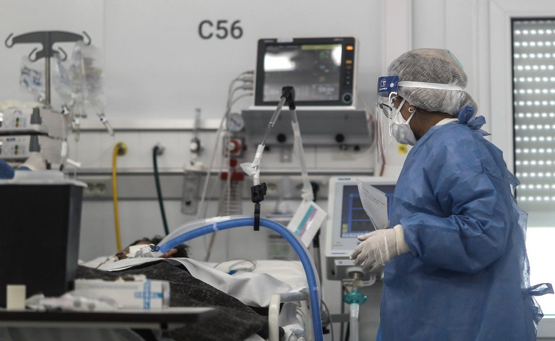 La ocupación de las unidades de terapia intensiva no detiene su crecimiento en Ciudad.