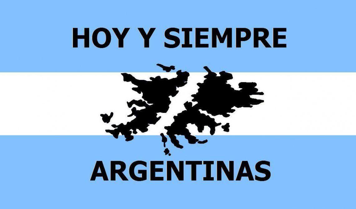 Hoy se conmemora el Día de la Afirmación de los Derechos Argentinos sobre las Islas Malvinas
