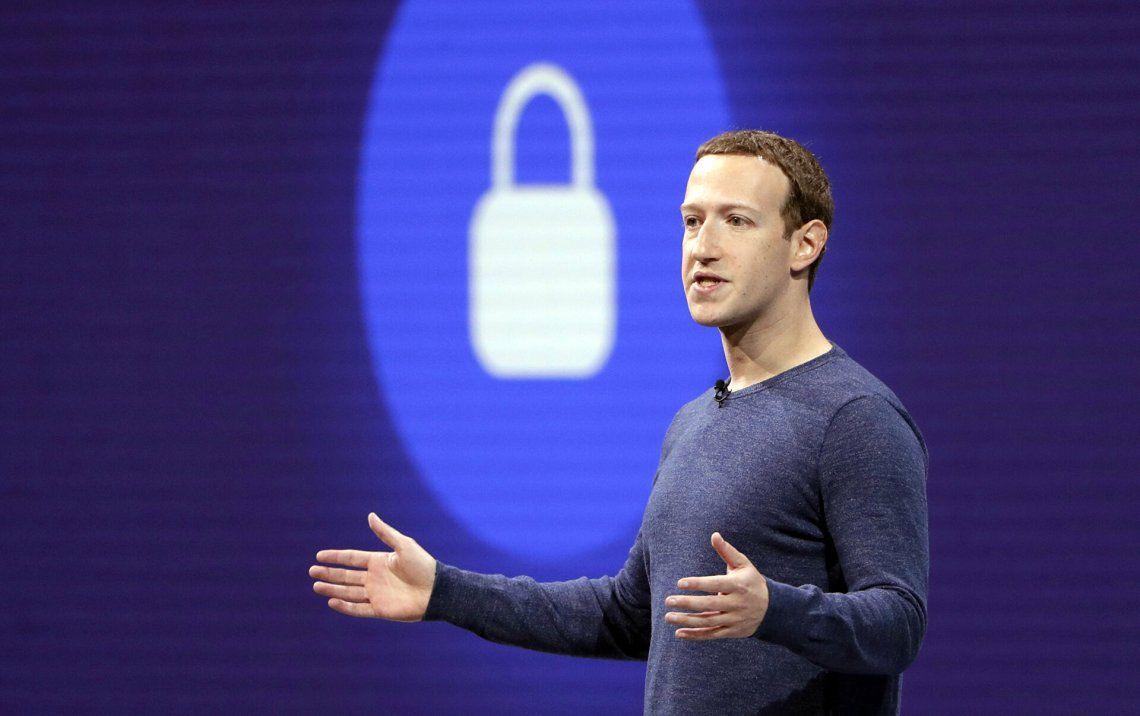 Mark Zuckerberg usa Signal, el rival de WhatsApp