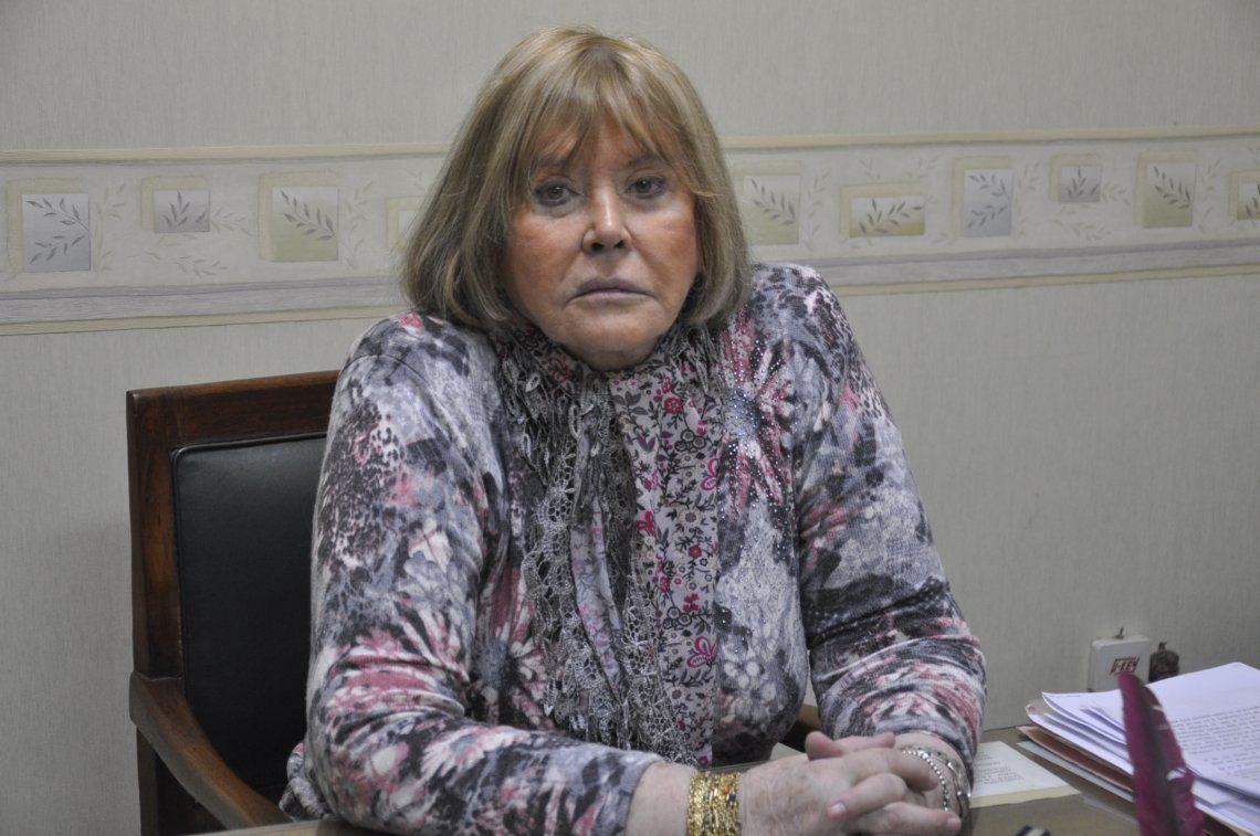 María Romilda Servini se contagió el coronavirus