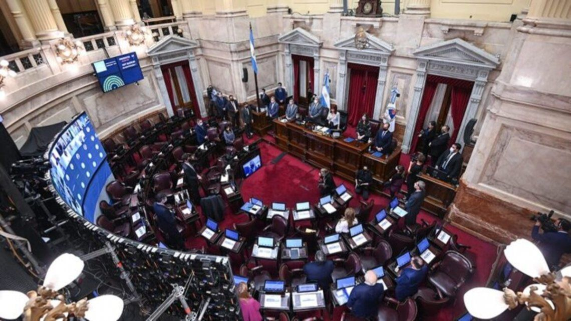 El Senado aprobó el proyecto de ley que aumenta el mínimo no imponible de ganancias a 150 mil pesos