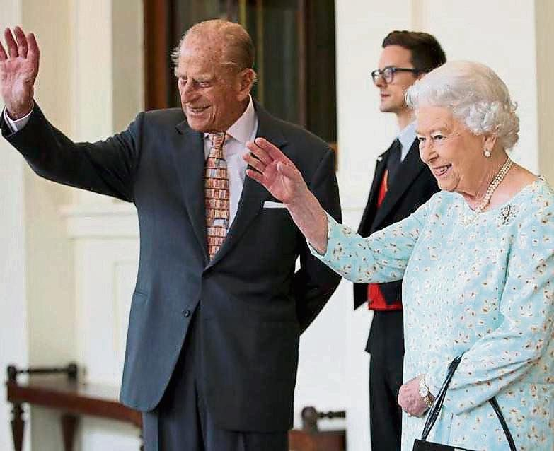 El príncipe Felipe de Edimburgo fue esposo de la reina Isabel II durante 72 años.