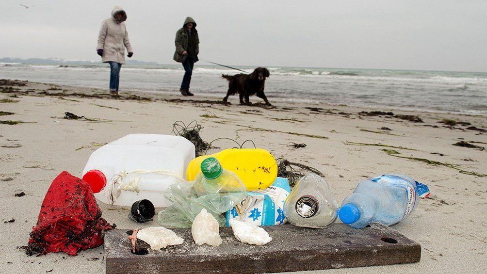 Argentina integra proyecto mundial para limpiar los océanos