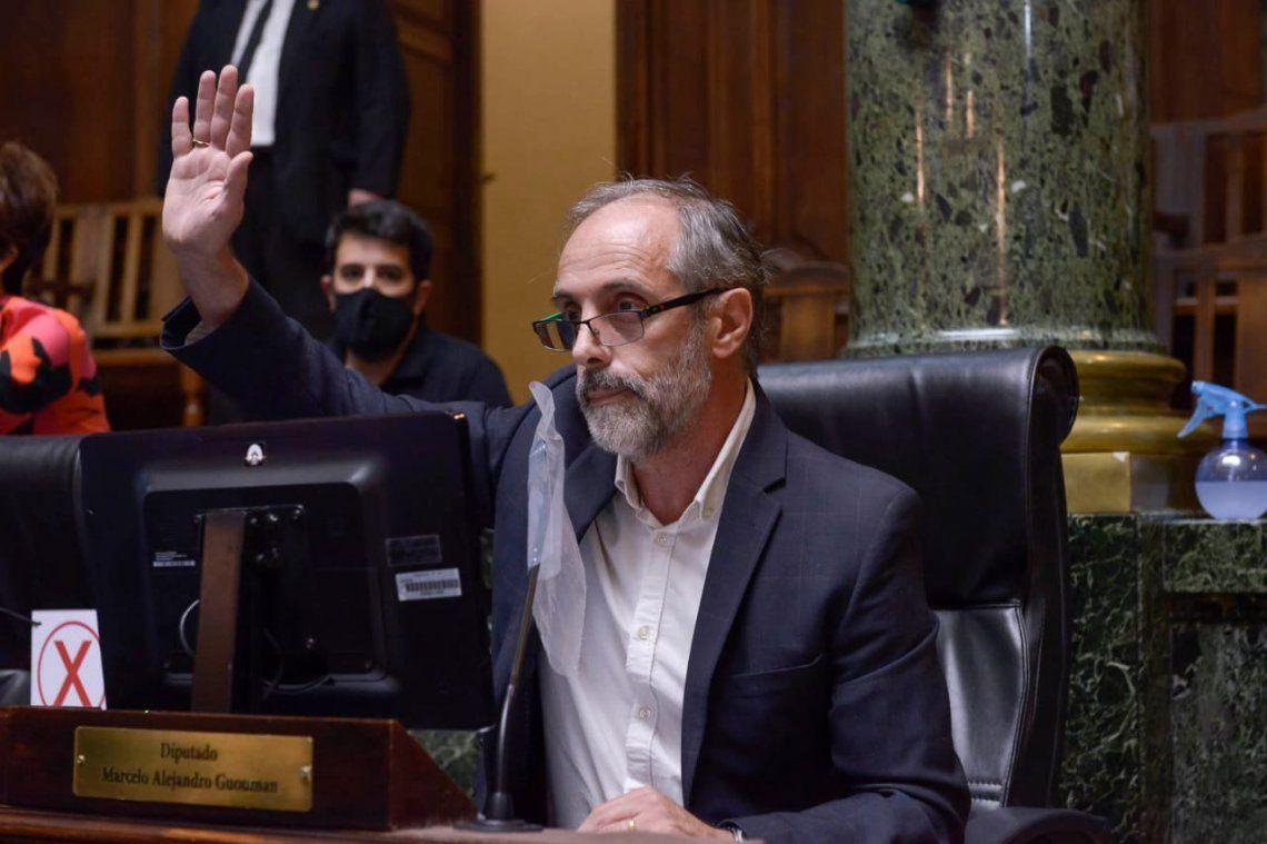 Ciudad de Buenos Aires: el legislador Claudio Morresi denunció a Rodríguez Larreta