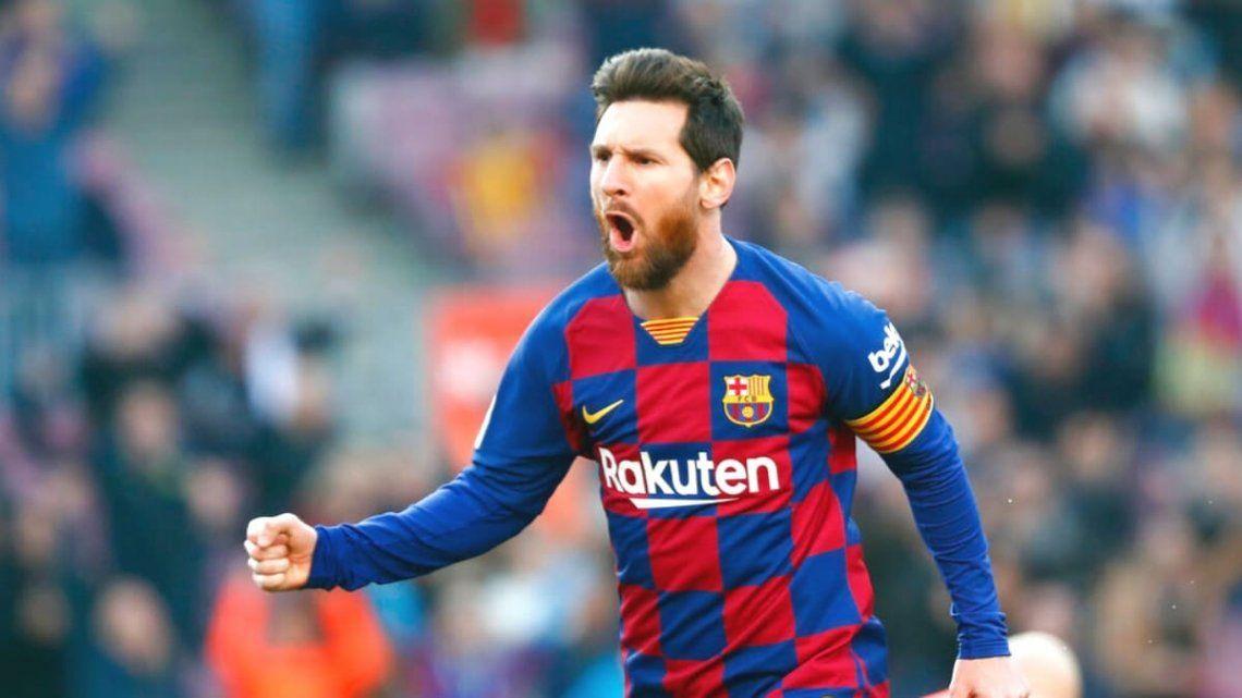 Barcelona, con Messi, visita al Real Madrid en el clásico