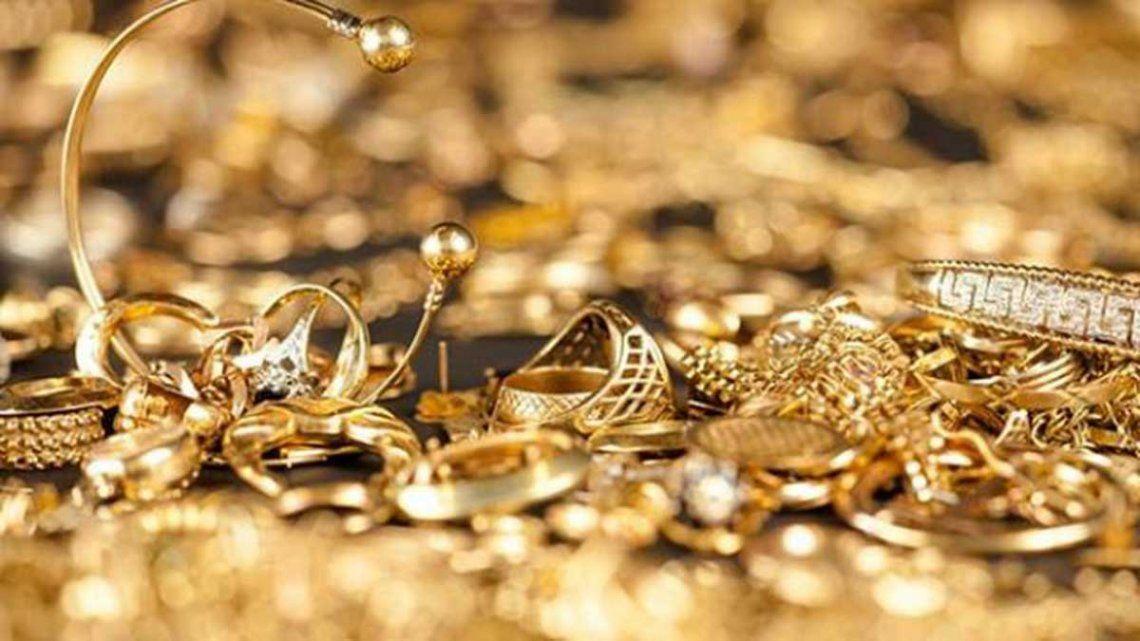 El oro falso es otra estafa a los jubilados
