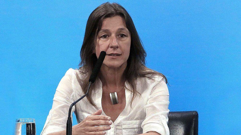 La ministra Sabina Frederic apunta al cuidado ciudadano