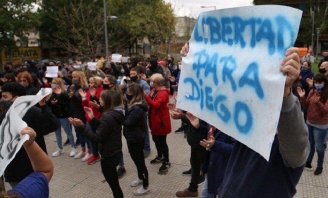 Rosario: Dictaron prisión preventiva para el joven aque arrolló y mató a dos presuntos delincuentes