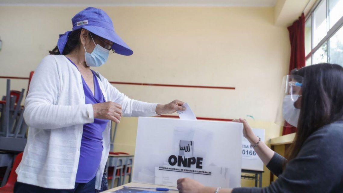 150.000 peruanos están habilitados para votar en nuestro país.