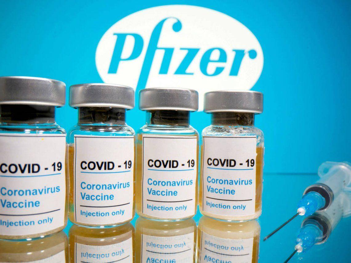 Covid - 19: La vacuna de Pfitzer y la cedpa sudafricana
