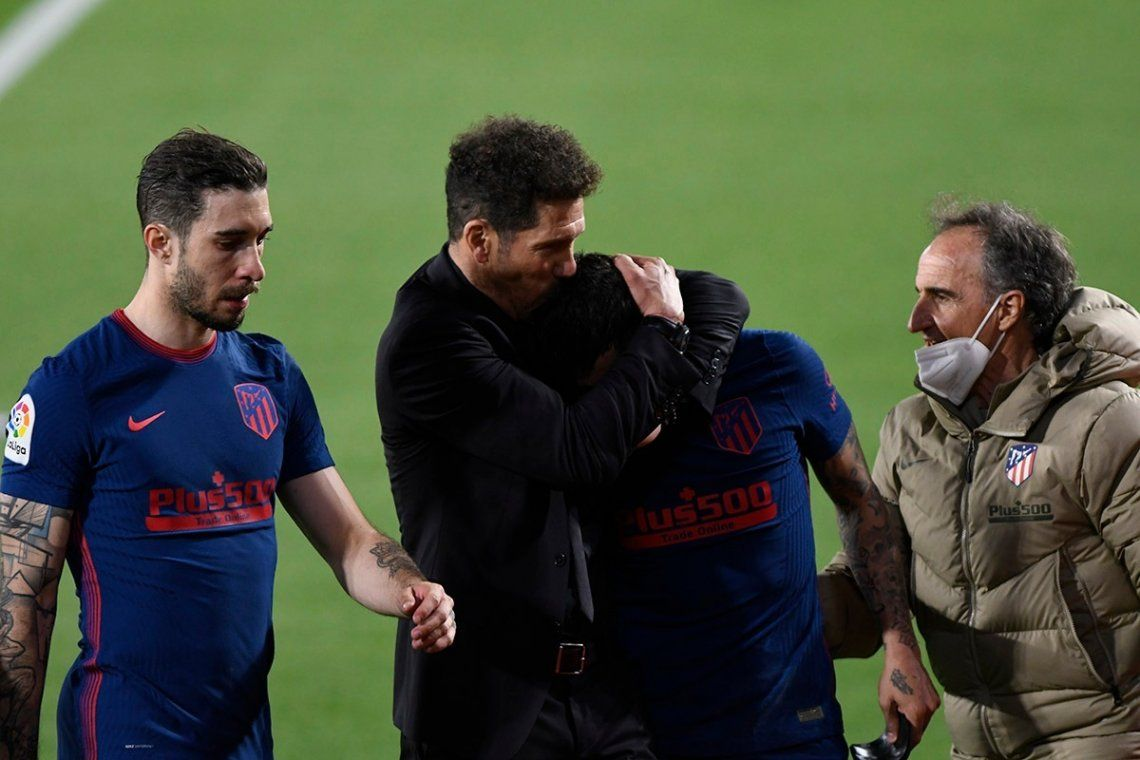 Atlético Madrid peleará hasta el final para quedarse con La Liga.