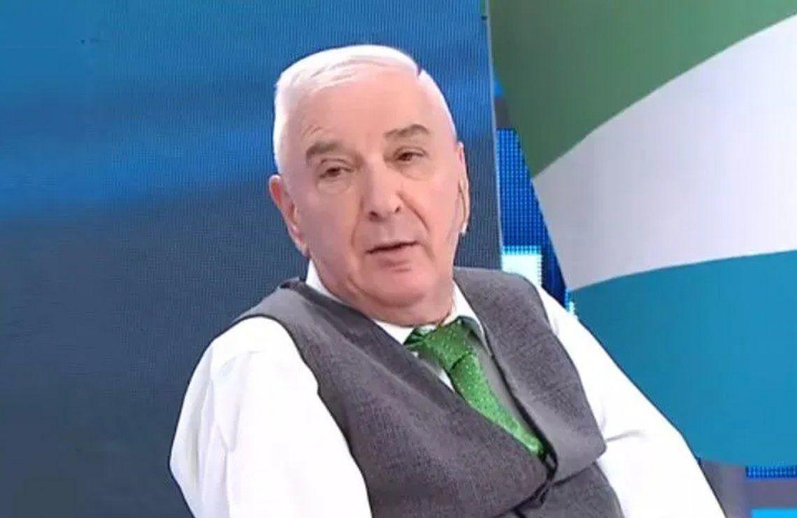 El periodista Mauro Viale falleció este domingo a los 73 años.