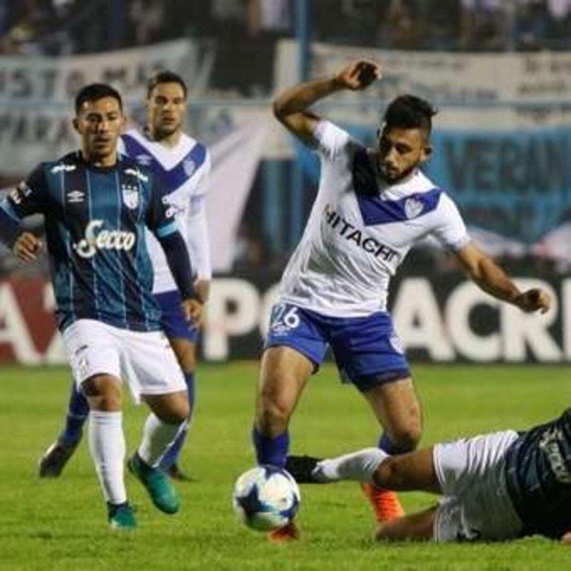 Atlético de Tucuman se mide con Vélez.