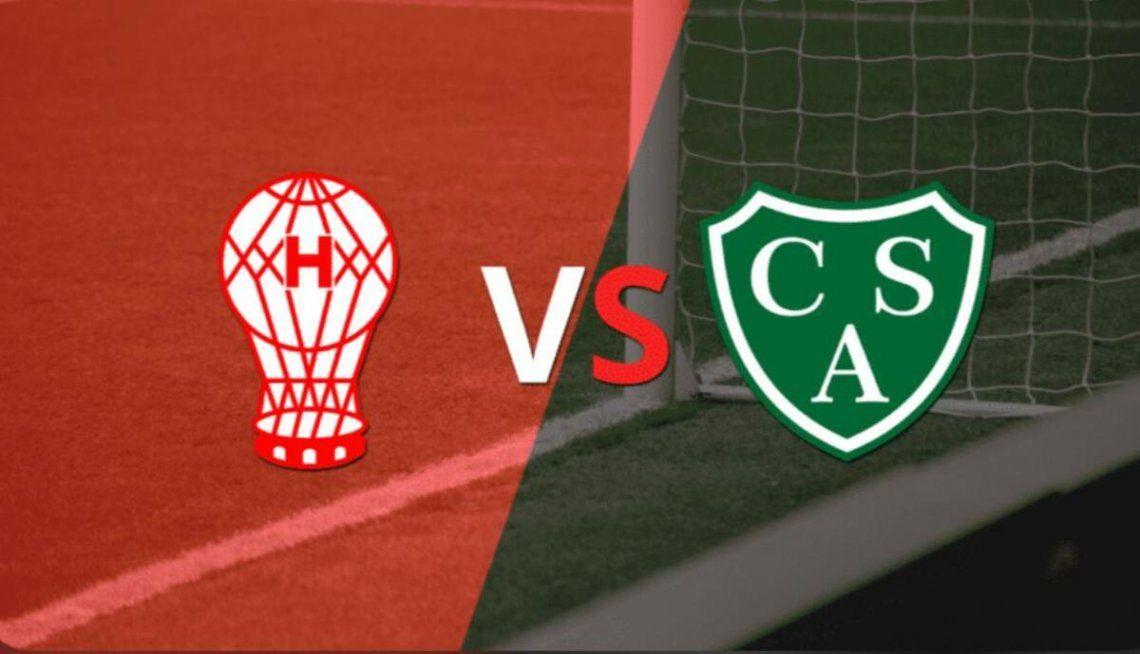 Huracán - Sarmiento por la fecha 9 de la Copa de la Liga