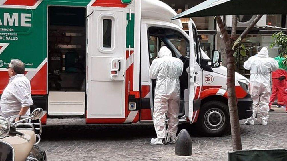 La Ciudad de Buenos Aires reportó 2.595 nuevos casos y 8 muertes por coronavirus.