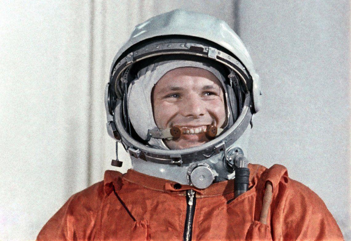 Se cumplen 60 años del viaje de Yuri Gagarin, el primer hombre en el espacio