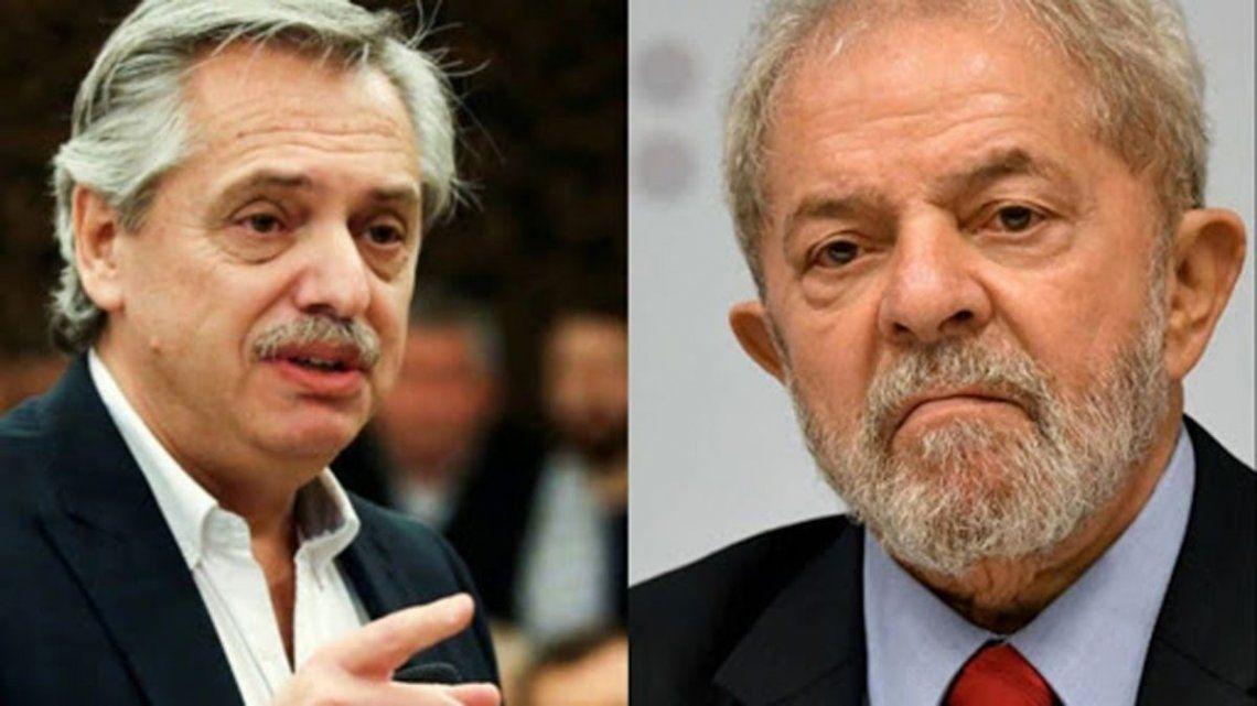 Alberto Fernández respaldó nuevamente a Lula Da Silva tras la decisión del Supremo Tribunal.