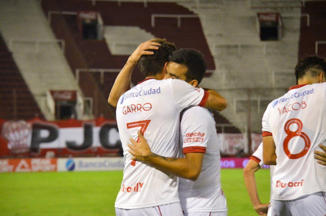 Huracán - Sarmiento: Garro