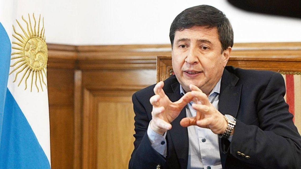 Daniel Arroyo pidió a las organizaciones ser cuidadosos frente a la pandemia