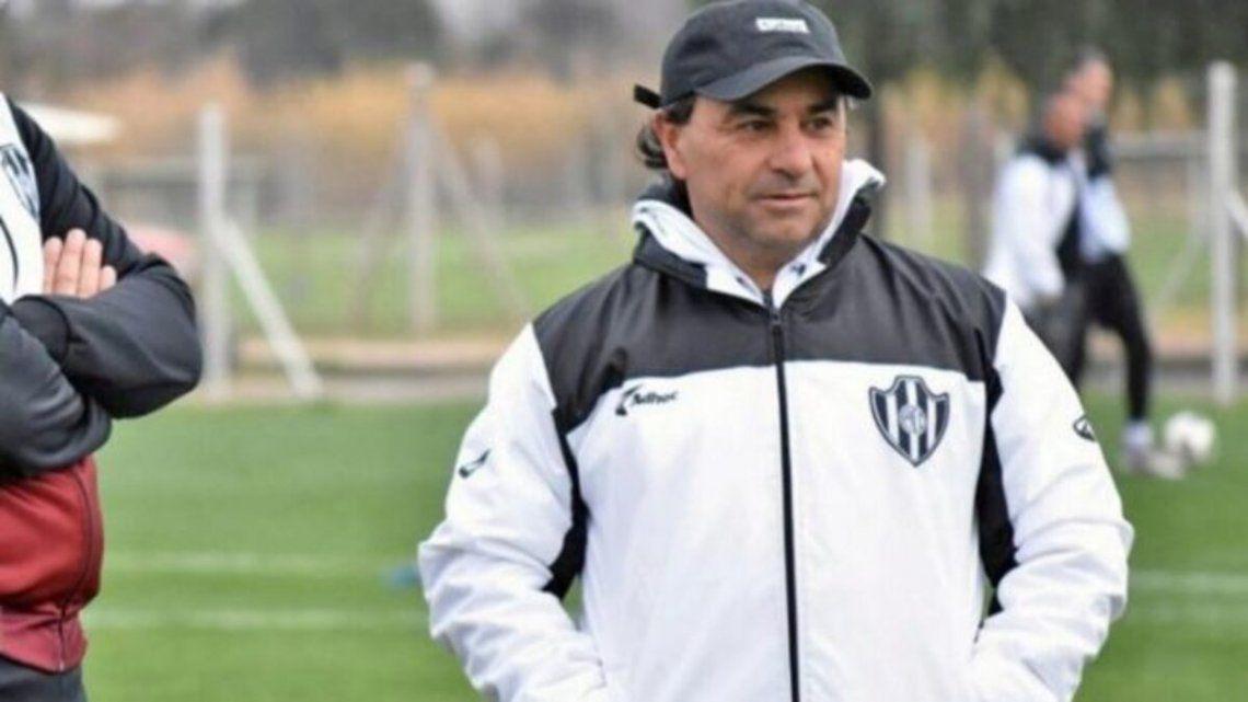 Gustavo Coleoni confía en realizar un buen papel ante River Plate