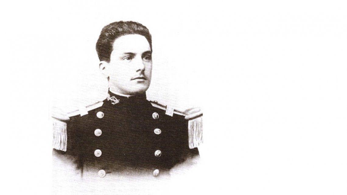 José María Sobral: el primer invernante argentino en la Antártida.