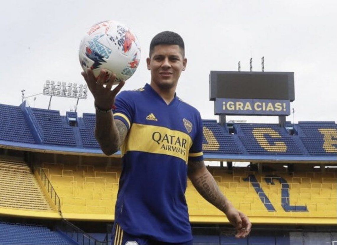 Marcos Rojo se recuperó y jugaría ante Atlético Tucumán