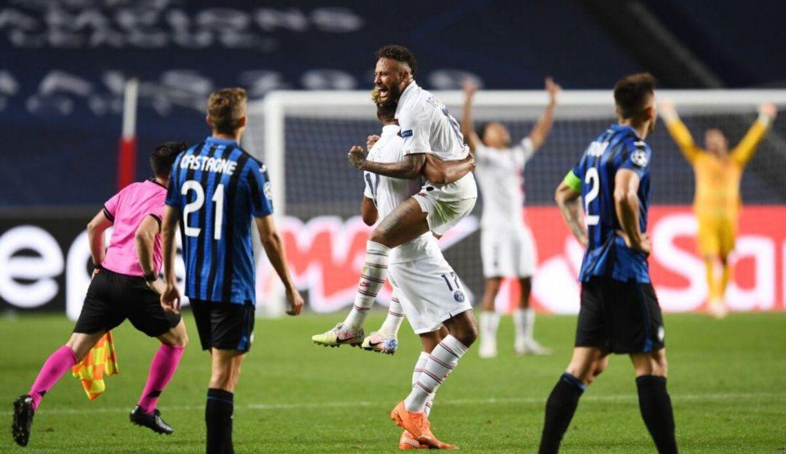 Champions League: El Chelsea y el PSG en semifinales