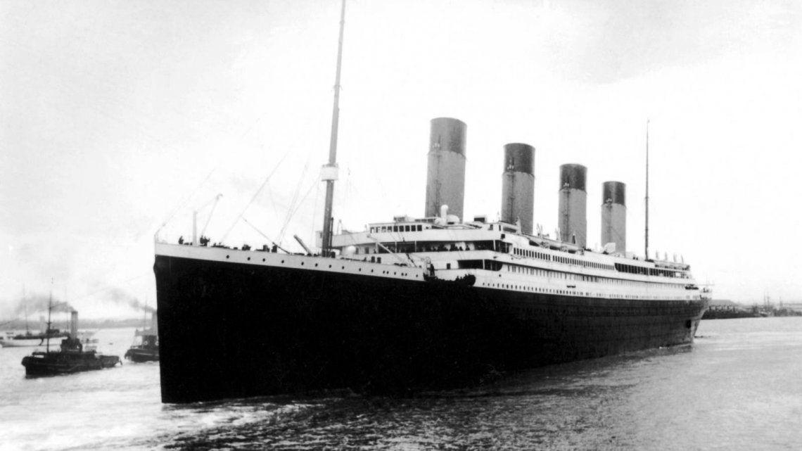 El hundimiento del Titanic predicho 15 años antes