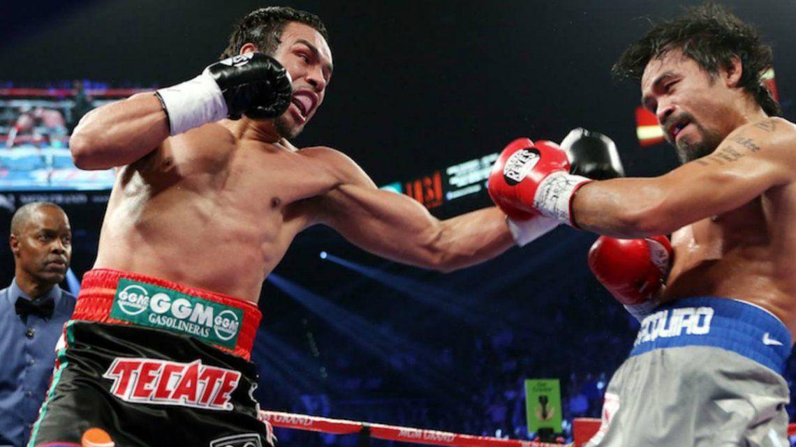 Boxeo: Comenzó la votación del público en las peleas televisadas