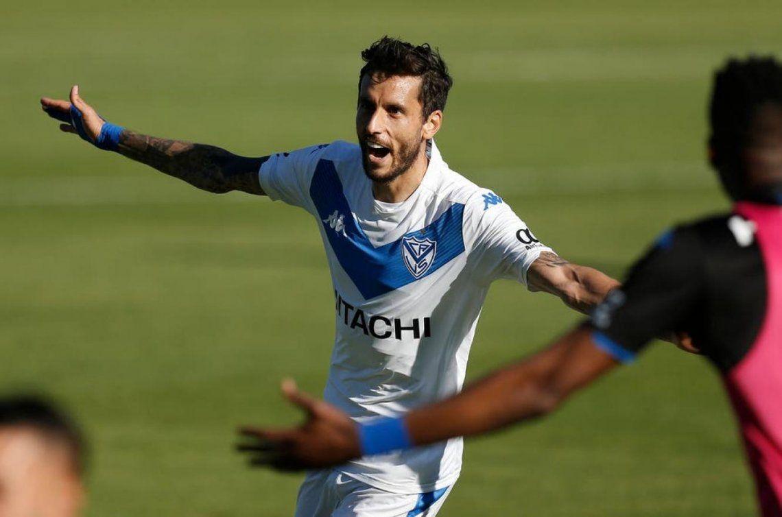 Ricky Álvarez sería preservado para el debut en la Copa Libertadores
