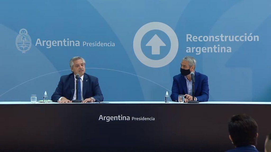 Alberto Fernández se reunirá con Ferraresi para reactivar el decreto que frenó los desalojos y aumentos de los alquileres durante el 2020.
