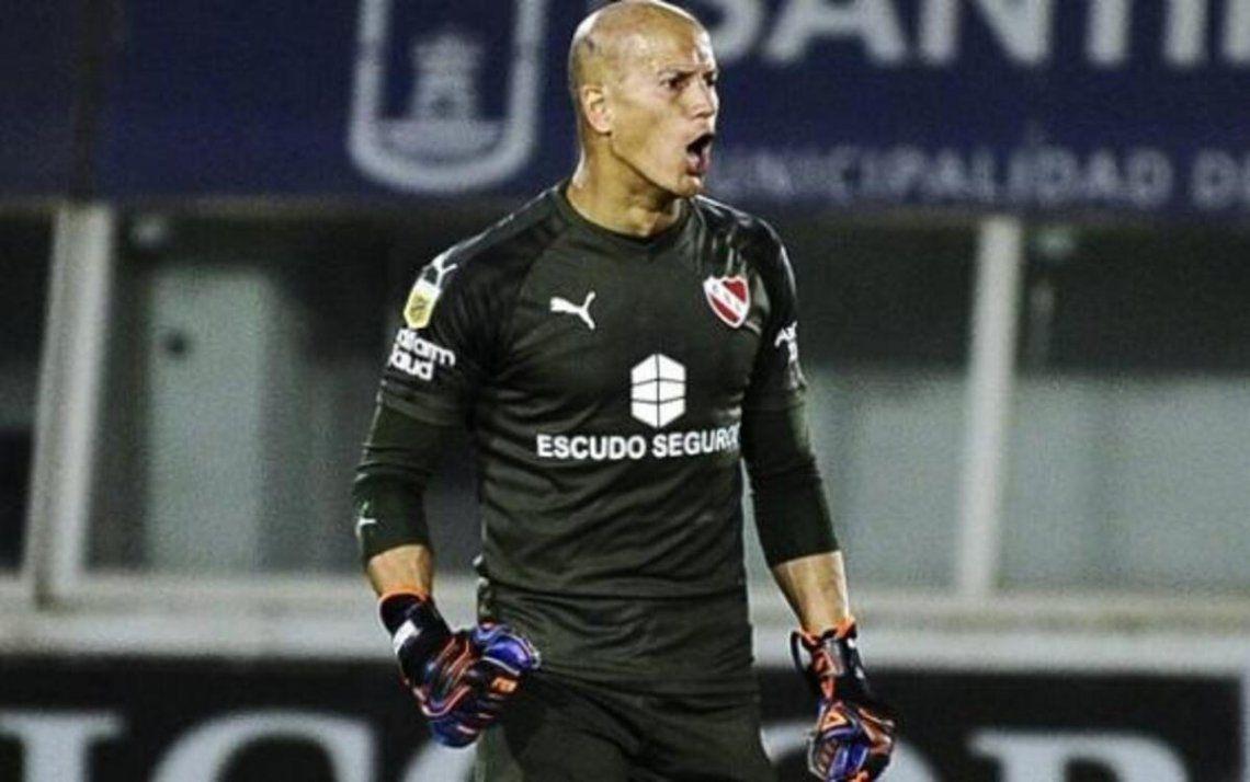 Sebastián Sosa recuperado tras dar positivo en covid-19.